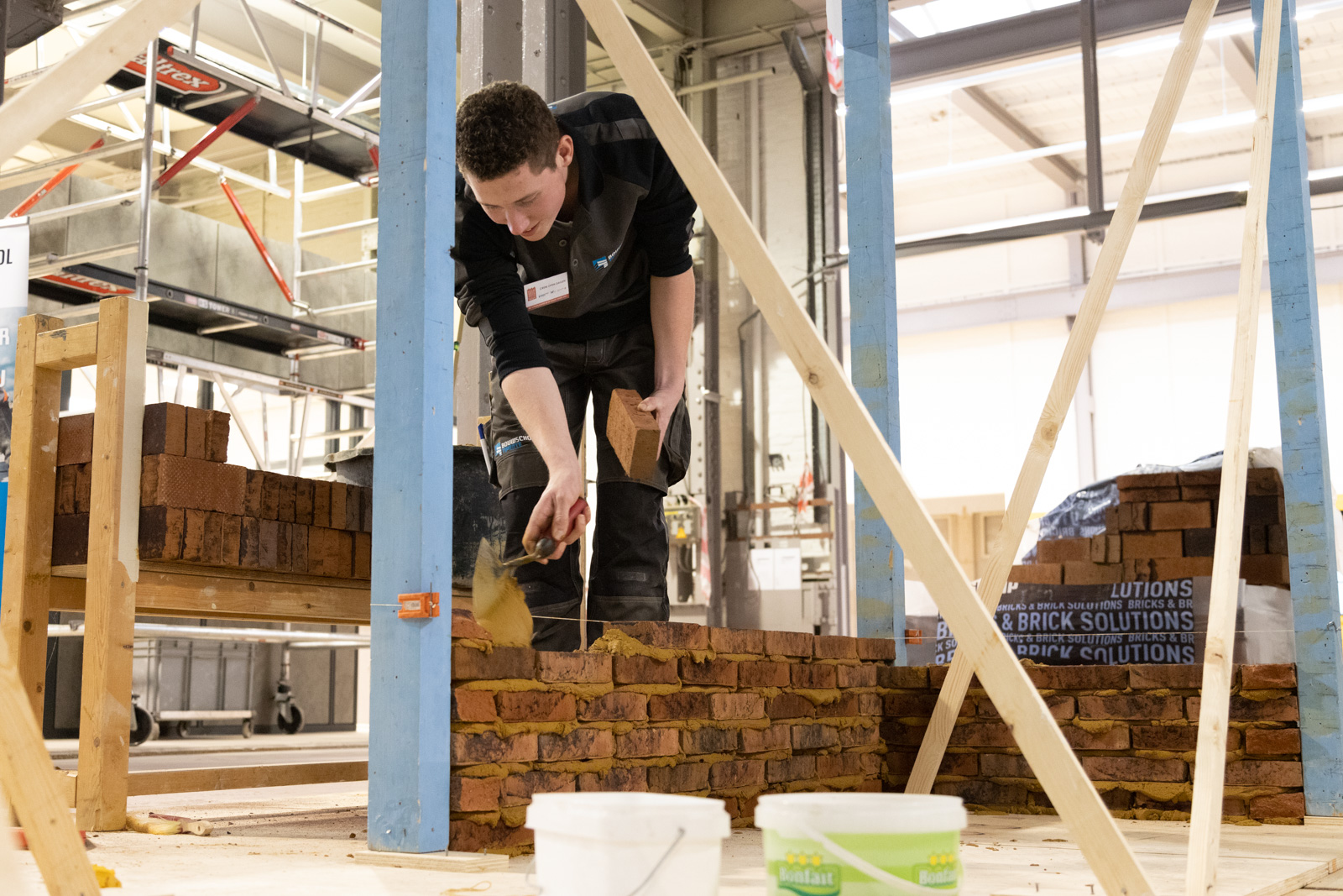 Bouwschool Twente Hengelo - Wij leren je bouwen!